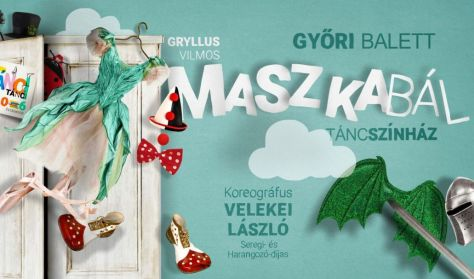 Gryllus Vilmos-Győri Balett: MASZKABÁL