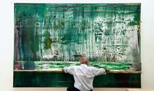 Gerhard Richter, a festő