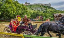 VÉGVÁRI NAPOK - Történelmi fesztiválhétvége Sümegen