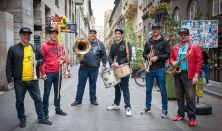 Jammal & The GrooveTroop // Barlang, Szentendre Éjjel-Nappal Nyitva