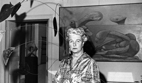 Peggy Guggenheim – A művészet megszállottja - VÁRkert Mozi