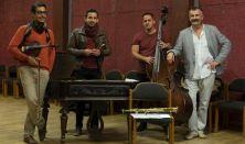 Dresch Vonós Quartet feat. Lőrincz Hortenzia