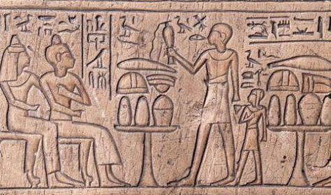Egyiptomi művészet-sorozat II.Az élők birodalma, pillanatképek a fáraókori Egyiptom mindennapjaiból