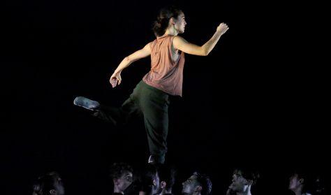Bolero: Viszlát a levegőben! • Budapest Táncszínház