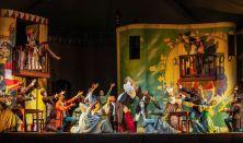 Szeretve mind a vérpadig - történelmi musical