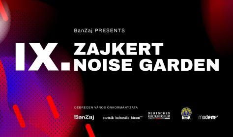 IX. Zajkert / IX Noise Garden - bérlet