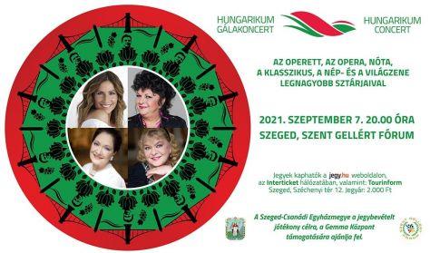 Hungarikum Gálakoncert