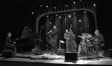 Flanders on the Move - Ben Sluijs Quartet