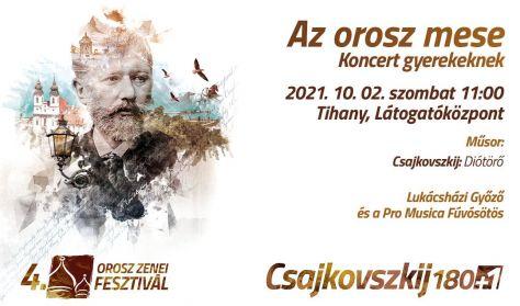 Az orosz mese - Orosz Zenei Fesztivál 2021