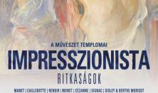 A művészet templomai: Impresszionista ritkaságok
