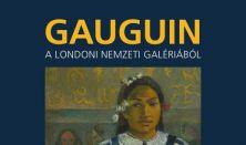 Gauguin a londoni Nemzeti Galériából