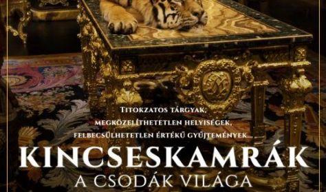 Kincseskamrák (Wunderkammer - World of Wonders)