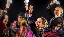 Ifjú Szívek Táncszínház: Autentika - Saját anyag - Határtalan Táncfőváros