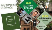 CHILL GARDEN - All stars of slam 3.