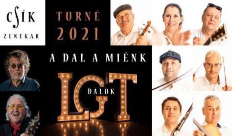 A Dal a Miénk-Csík zenekar és az LGT dalok, Presser Gábor - Karácsony János