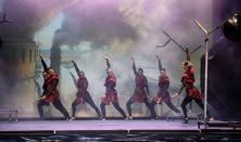 Urban Verbunk:Elemek tánca