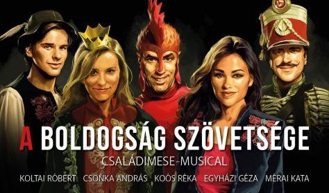 A Boldogság Szövetsége  Családimese-musical