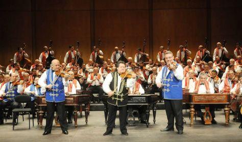 A 100 Tagú Cigányzenekar szólistáink koncertje