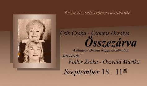 Csík Csaba - Csontos Orsolya: Összezárva
