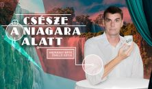 Csésze a Niagara alatt – Andrássy Máté önálló estje – BEMUTATÓ