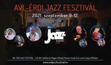 AVL-ÉRDI JAZZ FESZTIVÁL - Soso Trió, László Attila Fusion Circus