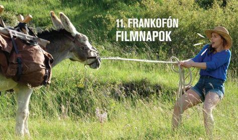 11. Frankofón Filmnapok - Jó a szamár is
