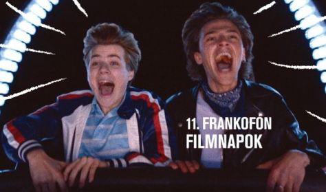 11. Frankofón Filmnapok - '85 nyara