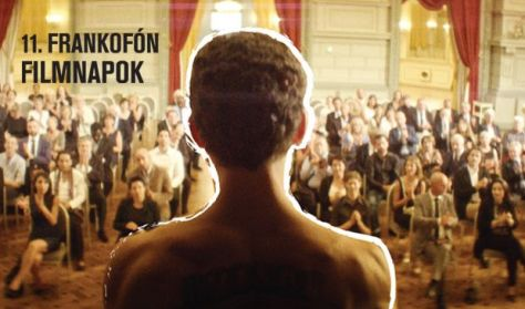 11. Frankofón Filmnapok - A férfi, aki vásárra vitte a bőrét