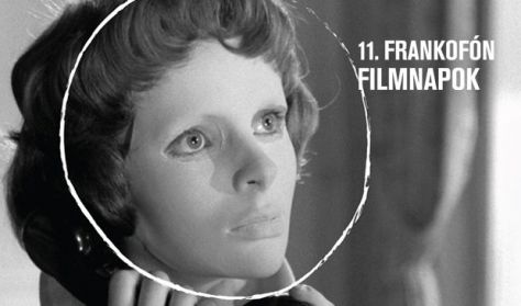 11. Frankofón Filmnapok - Szemek arc nélkül