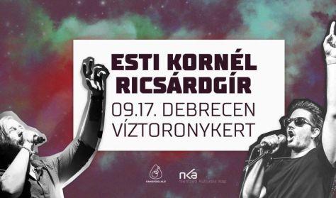 Esti Kornél + Ricsárdgír koncert