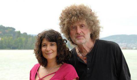 Bornai Tibor koncert – vendég: Karinthy Vera ÜZENET A LIFTBŐL - KFT, egy szál gitárral