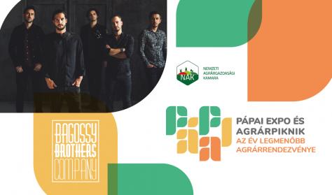 Pápai Expo és Agrárpiknik - Bagossy Brothers Company koncert