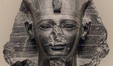 II. Amenhotep és kora - Liptay Éva kurátori tárlatvezetése
