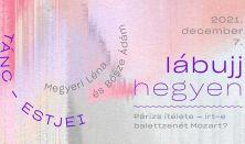 Lábujjhegyen-Megyeri Léna és Bősze Ádám tánc-estje: Párizs ítélete