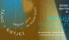 Lábujjhegyen-Megyeri Léna és Bősze Ádám tánc-estje: Broadway melodies