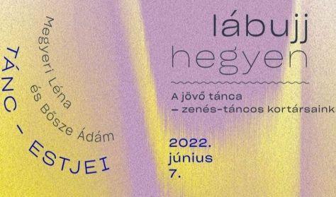 Lábujjhegyen-Megyeri Léna és Bősze Ádám tánc-estje: A jövő tánca