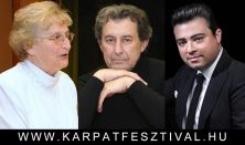 I. KÁRPÁT-MEDENCEI KOMOLYZENEI FESZTIVÁL – LISZT FERENC, AZ ÁTIRATOK MESTERE
