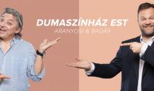 Aranyosi Péter és Badár Sándor közös estje