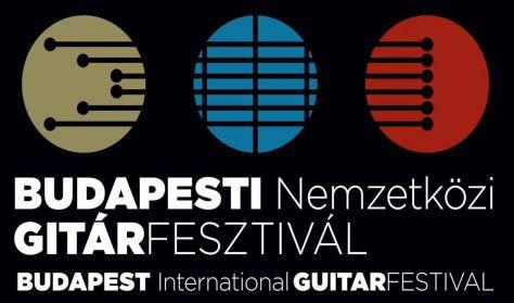 """Budapesti Nemzetközi Gitárfesztivál - Online """" B """" bérlet három koncertre / Season ticket"""