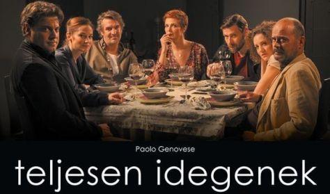 Paolo Genovese: Teljesen idegenek