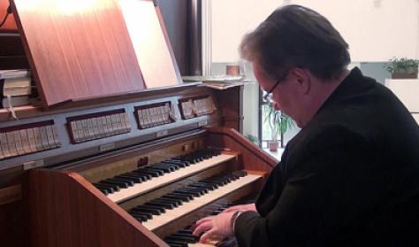 Dr. Bednarik Anasztázia DLA orgonaművész koncertje