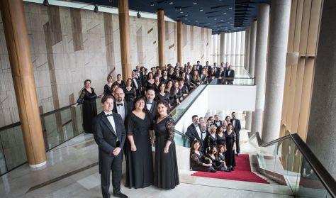 Dante 700 - A Nemzeti Énekkar koncertje / LISZT ÜNNEP 2021