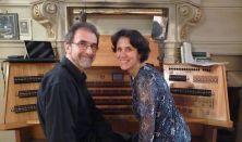Kecskés Mónika és Deák László orgonakoncertje / LISZT ÜNNEP 2021