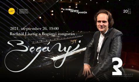 Bachtól Lisztig a Bogányi zongorán