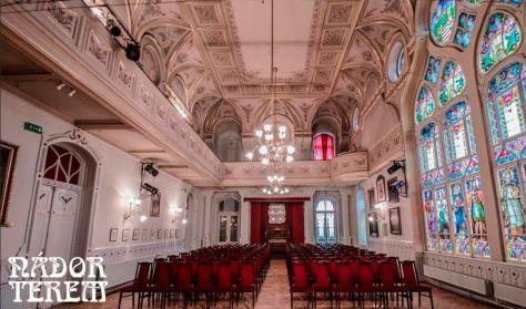 A Savaria Barokk Zenekar Händel estje
