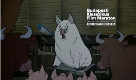 Budapesti Klasszikus Film Maraton - Állatfarm