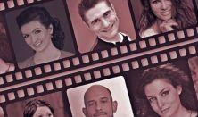Csajághy Őszi Pavilon - Muzsikáló filmkockák