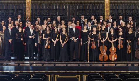 Haydneum Nyitófesztivál A Purcell Kórus és az Orfeo Zenekar koncertje