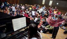 Kokas Klára Alapítvány:Kendőlengetős koncert