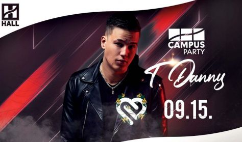 CAMPUS Party - T. Danny